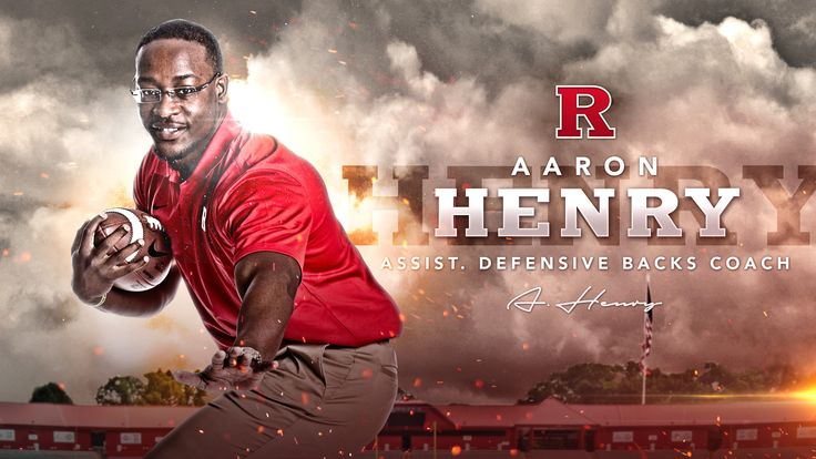 Rutgers Football Coaches on Behance