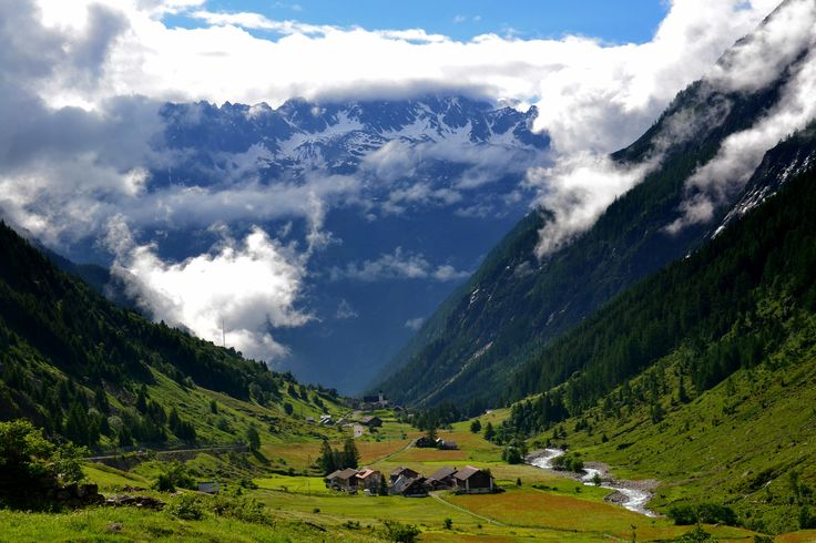 Good morning Switzerland by hajnystudio on 500px