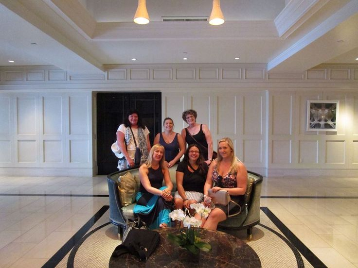 Annie, Colleen, Martha, Michele, Carmen & Karen. The #London Hotel, West Hollywood #WeHo #LAX