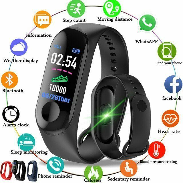 Smart Watch Waterproof Fitness Tracker For Iphone Apple Ios Android Men Women Ebay Smart Band Fitness Tracker Smart Watch Android Smart Watches Men