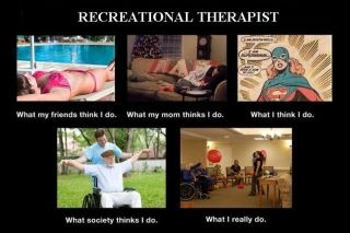 recreational therapy internships