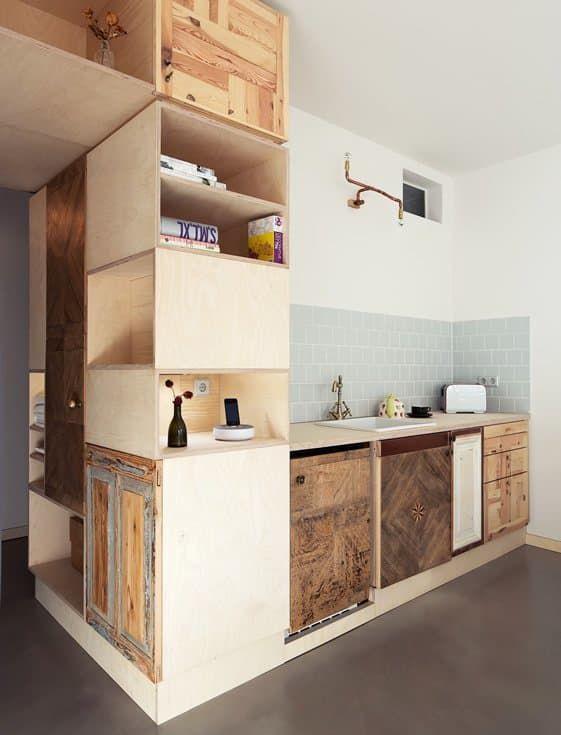 125 best Home - Best kitchen ever images on Pinterest Kitchen - cuisine avec passe plat
