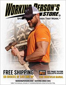 Working Persons Store Catalog & Coupon Code