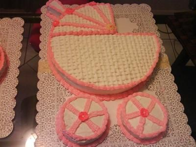 10 best images about easy baby shower cakes on Pinterest ...