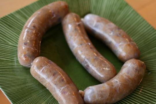 Experimental Food: EV YAPIMI SOSİS