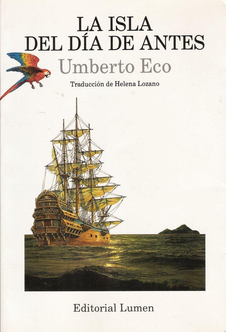 La Isla del día de antes. Umberto Eco