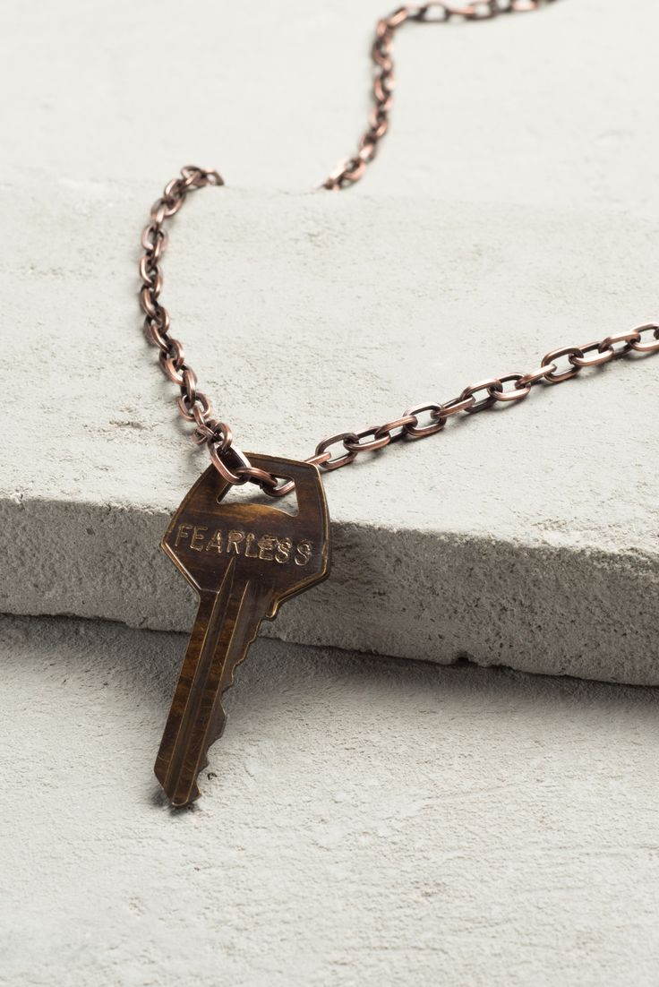 The Giving Keys necklace