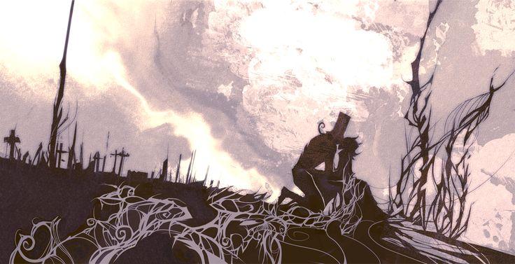When The World Ends... by *Nanohikakou on deviantART