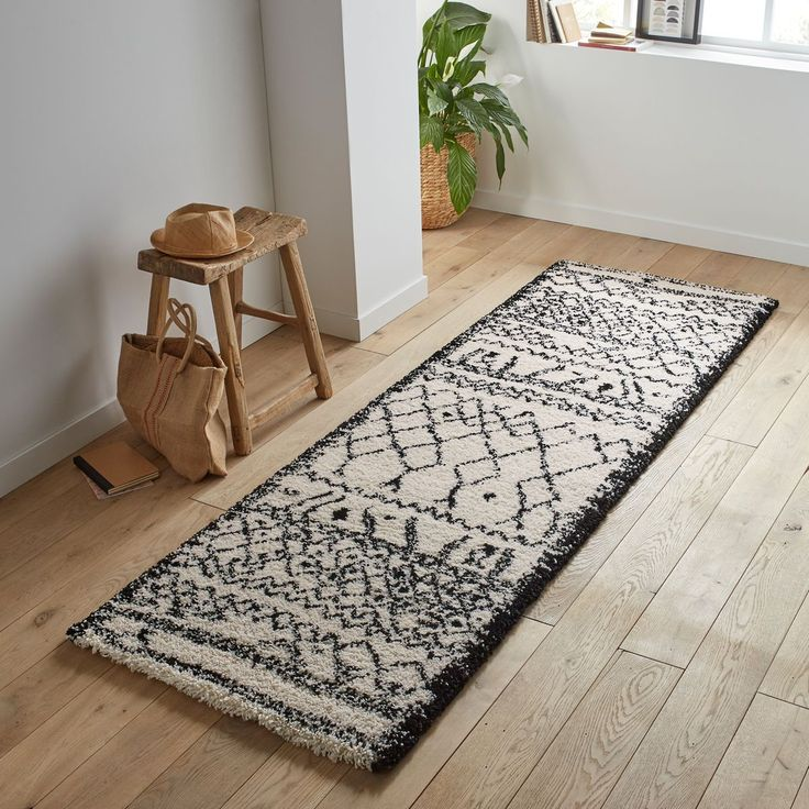 Tapis De Couloir Style Berbere Afaw Taille 080x250 Cm 80x200 Cm Products Tapis Couloir Tapis Et Tapis Style Berbere