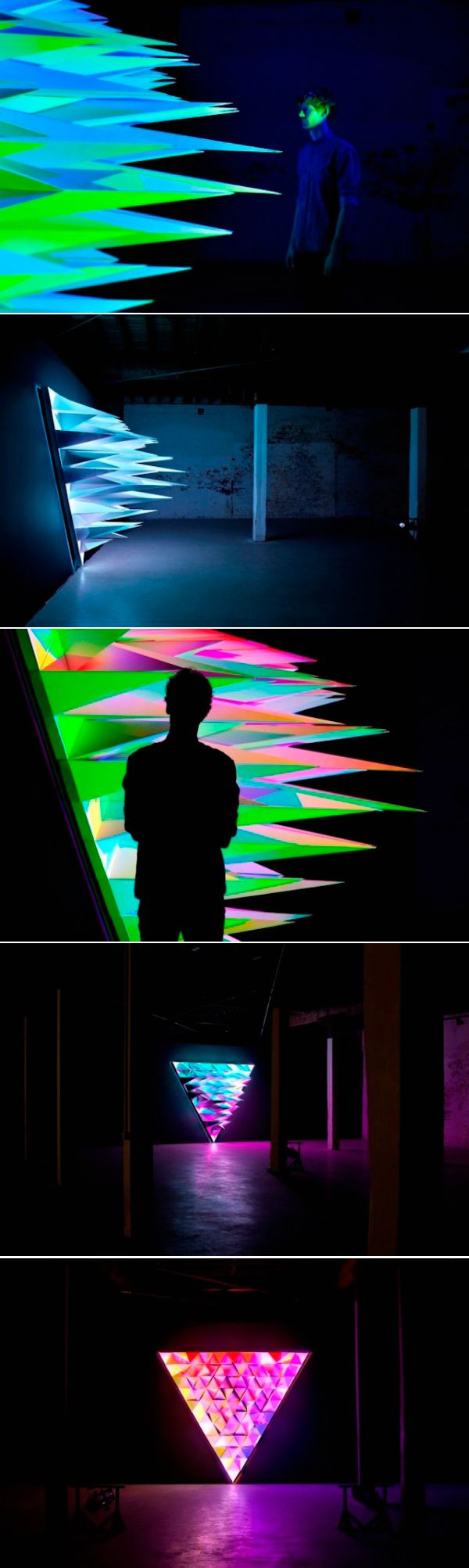 Primary Lighting Installation by Flynn Talbot // photos: John Madden
