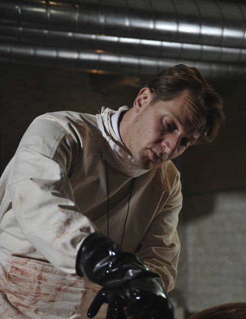 Matt Ross as Charles Montgomery in American Horror Story, season 1, Murder House
