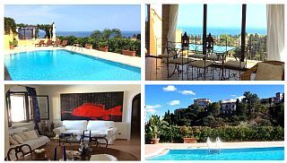 MATIS VILLA with private pool - HomeAway Taormina Centre