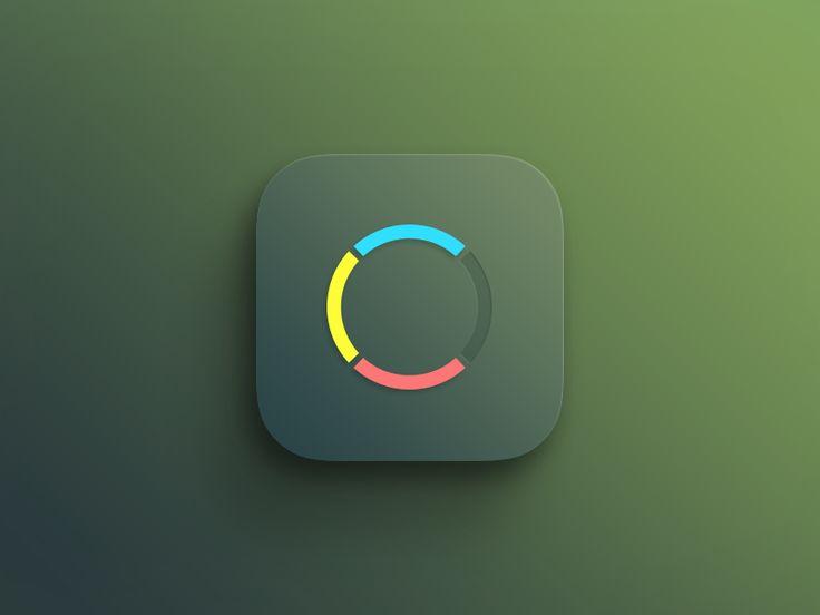 iOS Game icon by Catalin Fertu for BigMug #logo #design www.alexsung.me