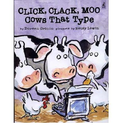 When Farmer Brown starts to receive typed notes from his cows demanding electric blankets, his problems are only just beginning...
