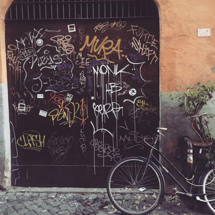 Trastevere, Rome, Italy, 2016