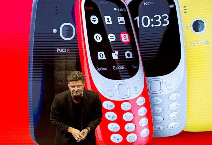 CEO of HMD Global Nokias parent company resigns