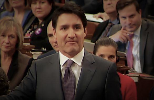 Trudeau Arrogance