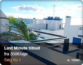 Få de bedste Last Minute-tilbud på ferieboliger i Spanien! #feriebolig #spanien #rejseinspiration Se mere her: www.feriebolig-spanien.dk/18080