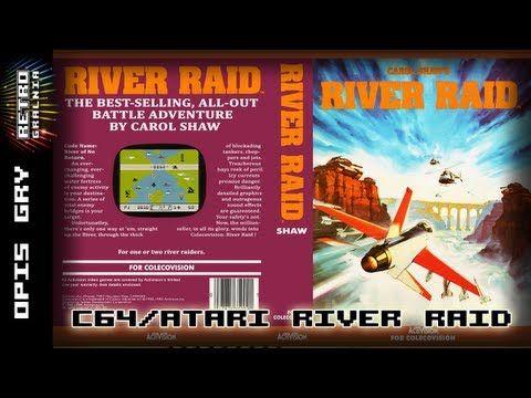 ▶ River Raid - RG#32 - Retrogralnia - Retrogaming - YouTube