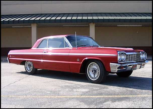1964 Impala SS- My dream car