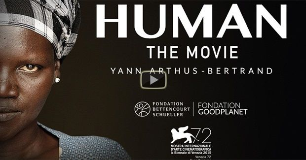 382 minutes | What is it that makes us human? Is it that we love, that we fight? That we laugh? Cry? Our curiosity? The quest for discovery?  Driven by these questions, filmmaker and artist Yann...