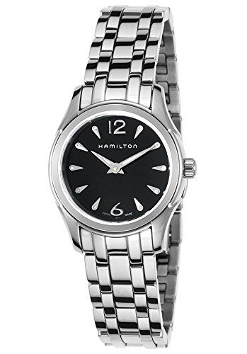 Hamilton Jazzmaster Lady Women's Quartz Watch H32261137 https://www.carrywatches.com/product/hamilton-jazzmaster-lady-womens-quartz-watch-h32261137/  #hamilton #hamiltonwatch #hamiltonwatches #ladies #ladieswatches #women #womenswatches - More Hamilton ladies watches at https://www.carrywatches.com/shop/wrist-watches-for-women/hamilton-watches-for-women/