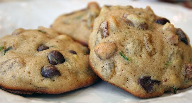 The Last Zucchini Cookie Recipe | Includes Chocolate Chip, Pineapple, Cinnamon Chip, and Tropical Zucchini Recipes