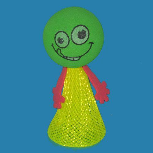 Spring Clown (groot) - Online speelgoed: Tegen zeer lage prijs. Ideaal voor uitdelen bij verjaardagsfeestjes, grabbelboxen..SNELLE levering -VEILIG betalen
