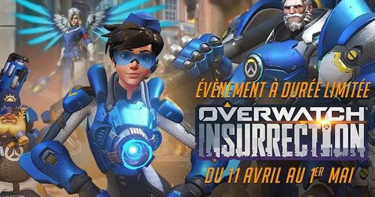 Here's a look at the next 'Overwatch' PvE mode, 'Insurrection'