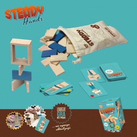 Steady Hands - Genialna Gra
