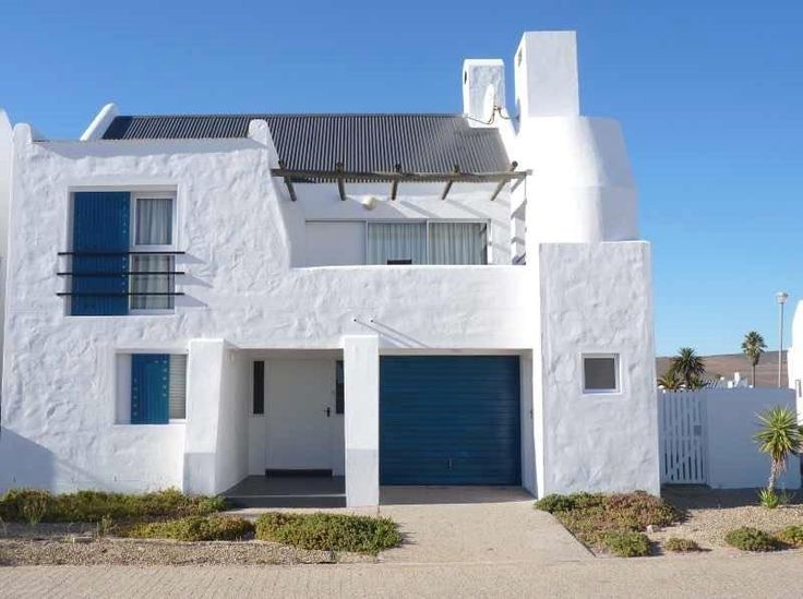 Sea Urchin (Self-Catering), 3 Bed apartment in Britannia Bay 700m from Golden Mile Beach on the West Coast of South Africa.