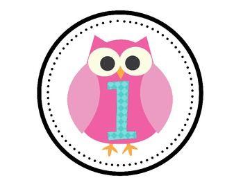 Great Owl Classroom ideas on Teachers Pay Teacher !Owl Classroom Table Numbers