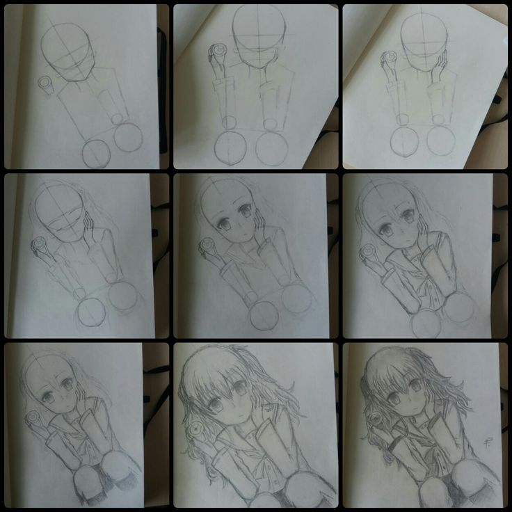 The Way I Drew Nao Tomori