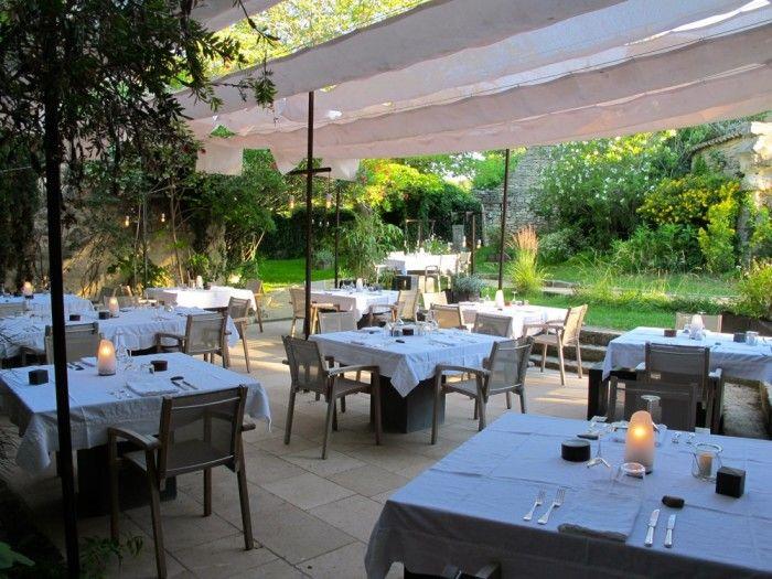 L'Artemise restaurant a Uzes