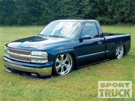 2000 Chevy Silverado - sweet ride!  #chevy #truck