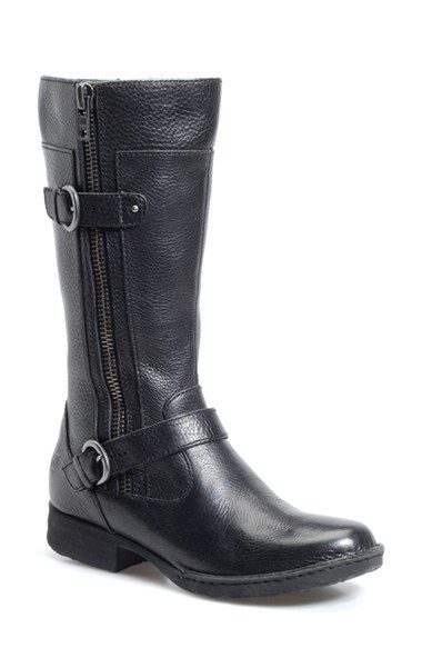 Børn 'Kendall' Biker Boot (Women) available at #Nordstrom