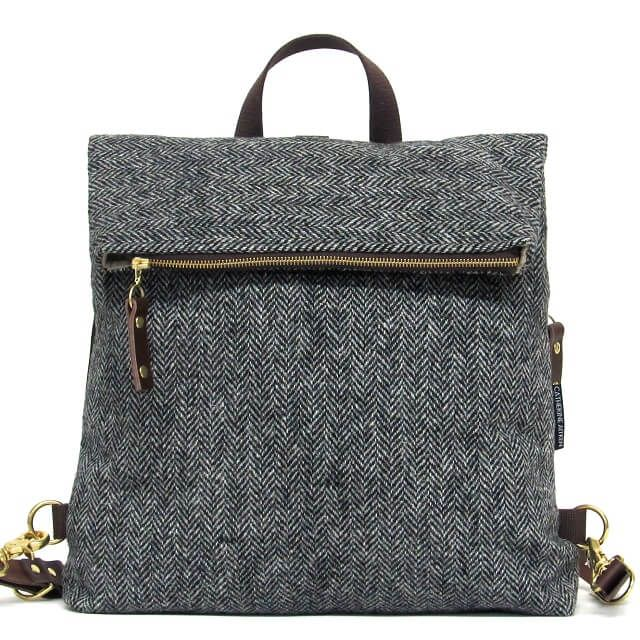 A must-have bag from ever-inventive designer Catherine Aitken.