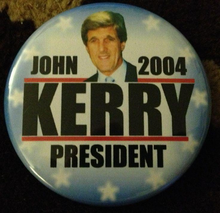 John Kerry 2004 President