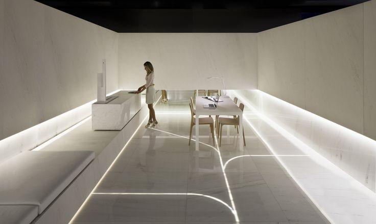 Blanc, Showroom L'Antic Colonial / Fran Silvestre Arquitectos © Fernando Alda