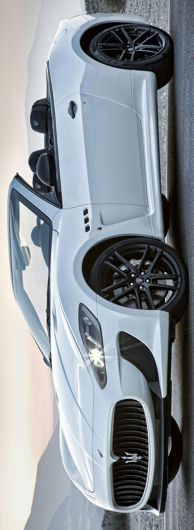 Maserati GranCabrio By Levon