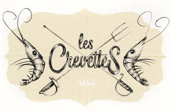 LES CREVETTES by Mateusz Chmura
