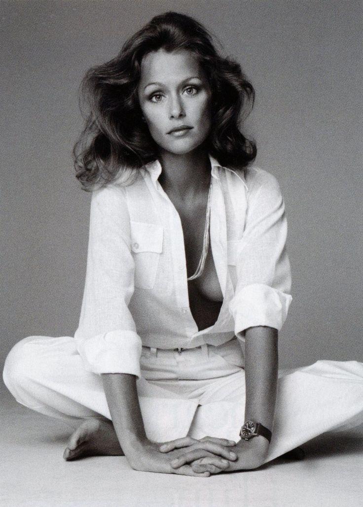Lauren Hutton style icon