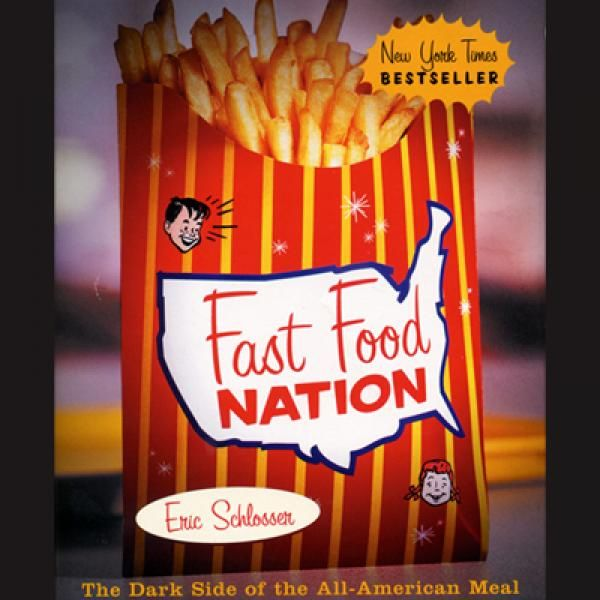 By reading Fast Food Nation, I have really learned a lot of what is behind the upcoming of fast food and how it was created. I was very shocked and surprised by reading this very educating book and I would recommend it to all so they can learned where their food comes from and what they are actually eating.  #rothzroom