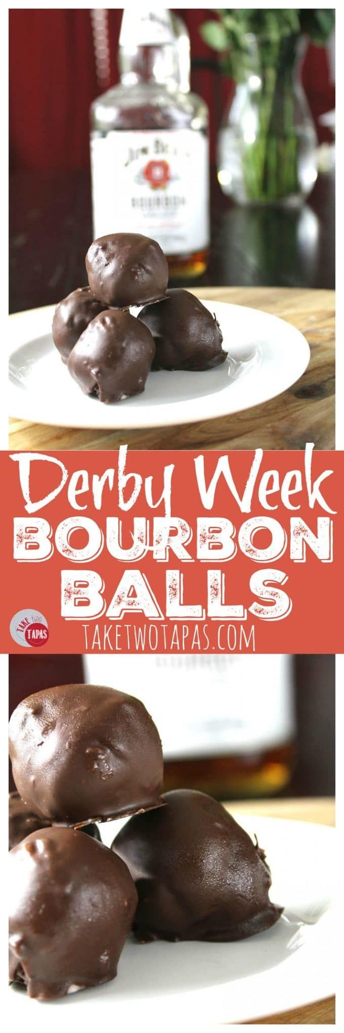 Derby Week Bourbon Balls | Take Two Tapas