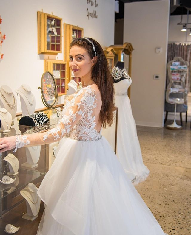 The Wedding Shoppe And Mikestaffproductions Have Created An Exclusive Vip Shopping Experience Wedding Dress Shopping Wedding Dress Inspiration Wedding Shoppe