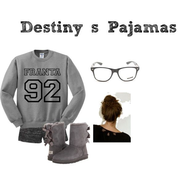 """Pajamas O2L"" by calialilove on Polyvore"