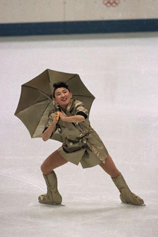 Midori Ito - Vera Wang on Ice - Pictures - CBS News