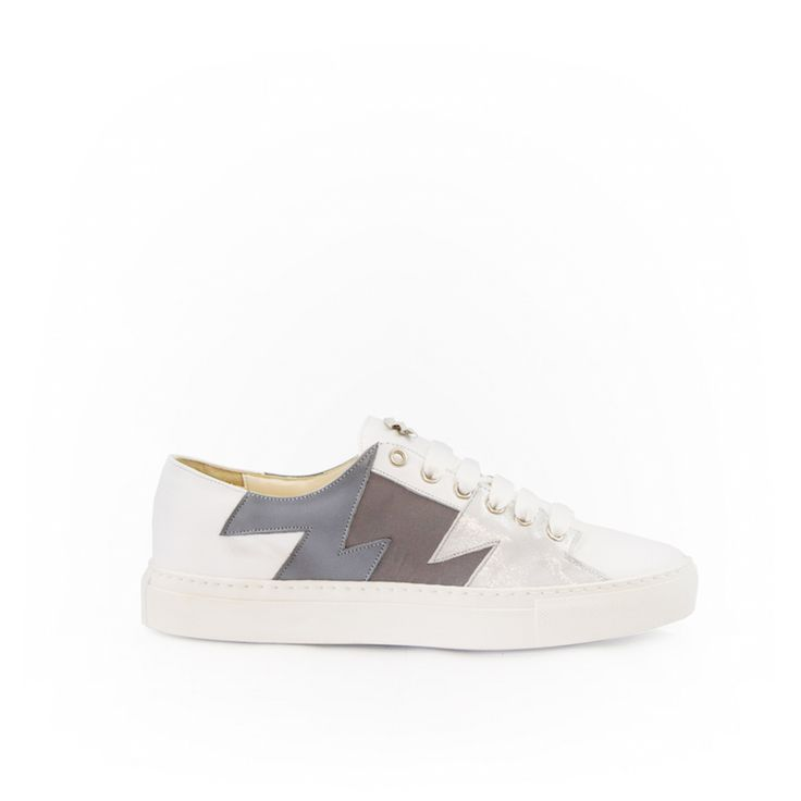 Sneaker Low White - Terry de Havilland | Designer Luxury Shoes & Bags