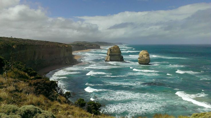 The Twelve Apostles, Great Ocean Rd, Victoria, Australia
