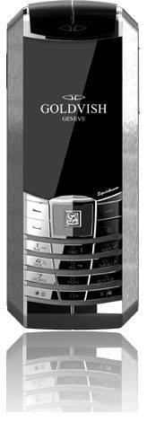 Goldvish Geneva Mobile Phone